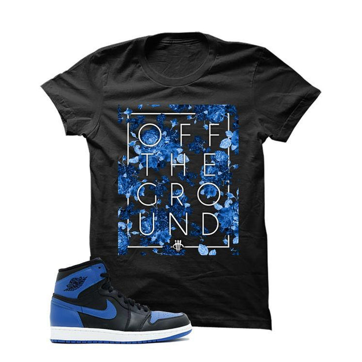 Jordan 1 Og Royal Black T Shirt (OTG)