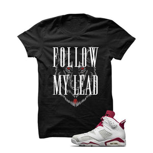 Jordan 6 Alternate Black T Shirt (Follow)