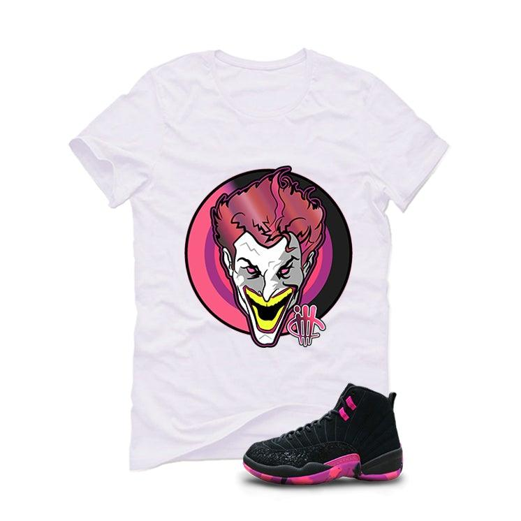 watch 2d377 bea9a AIR JORDAN 12 DOERNBECHER CARISSA NAVARRO white T (Joker)