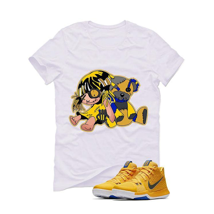 Nike Kyrie 3 Mac and Cheese Kids White T (Ragtoys)