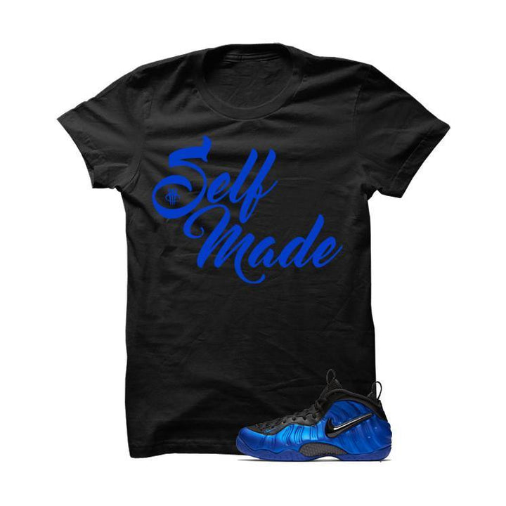 Ben Gordon Nike Air Foamposite Pro Black T Shirt (Self Made)
