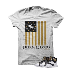 ill Dream Chasers Champagne 7s White T Shirt