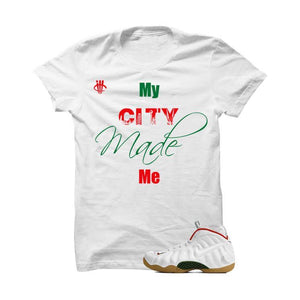 My City Made Me White Gucci White T Shirt