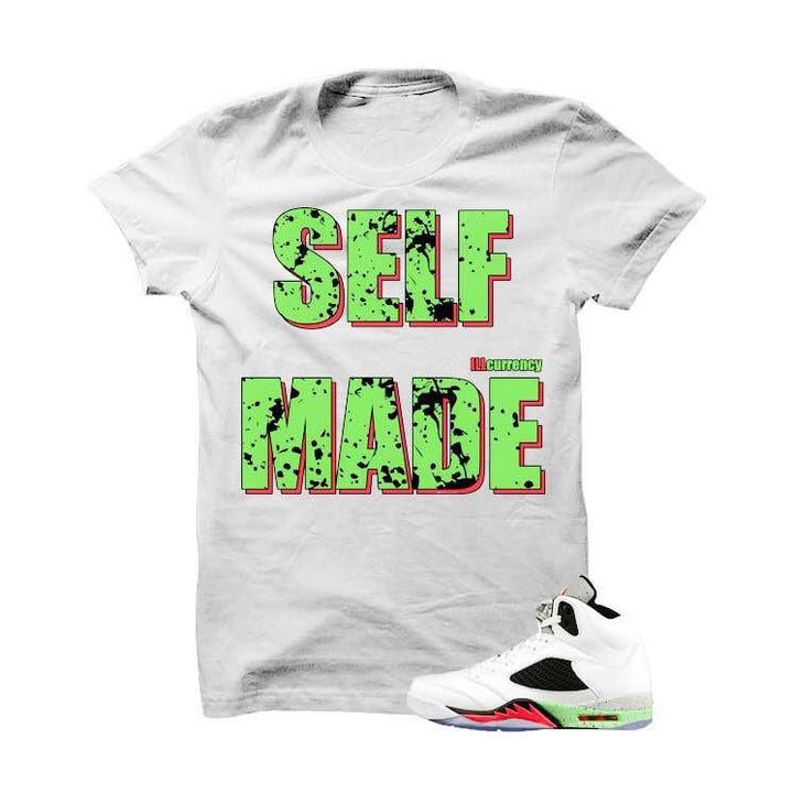 Self Made ProStar5s White T Shirt