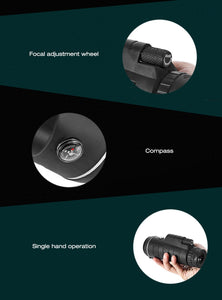 Professional Telescope for your Mobile - 40X Magnification