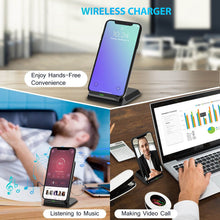 Load image into Gallery viewer, Wireless Charger For Samsung & iPhone