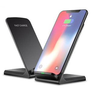 Wireless Charger For Samsung & iPhone