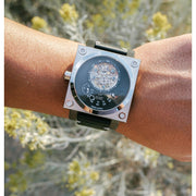 Xeriscope Squared Black/Steel