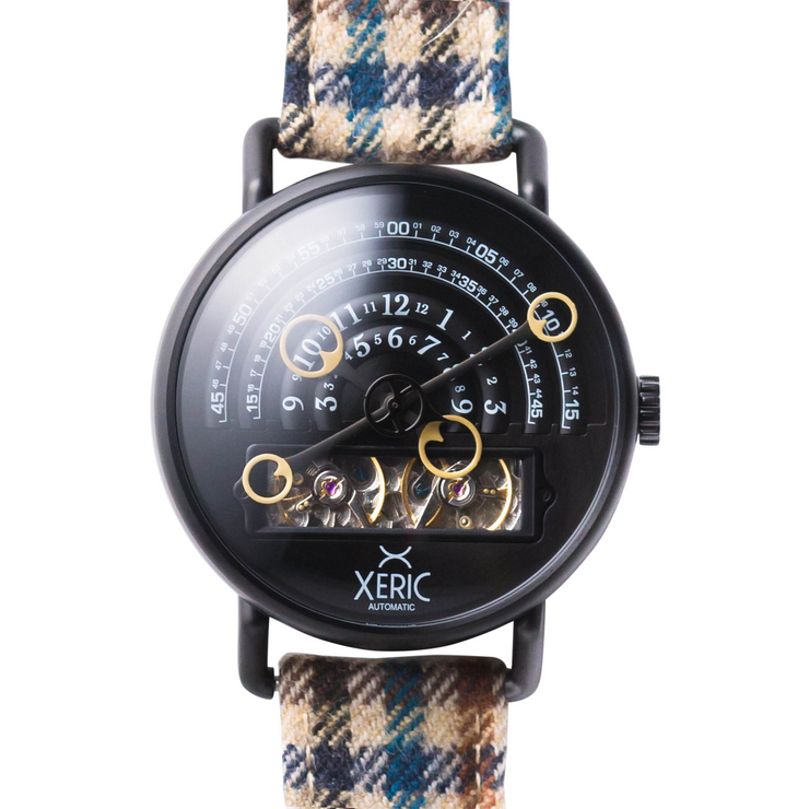 Xeric Halograph Automatic - Savile Row Edition - Charles