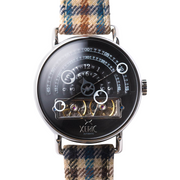 Xeric Halograph Automatic - Savile Row Edition - Edward