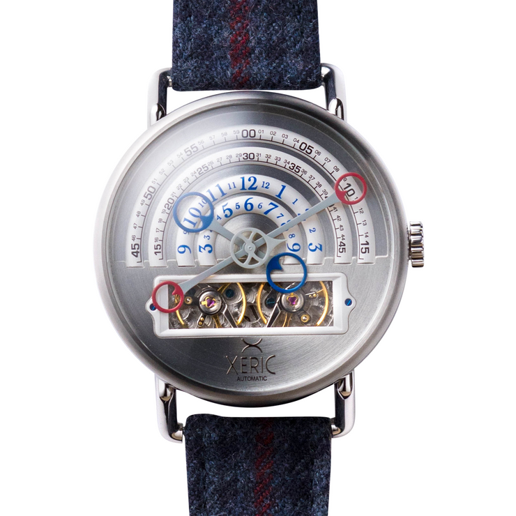 Xeric Halograph Automatic - Savile Row Edition - William