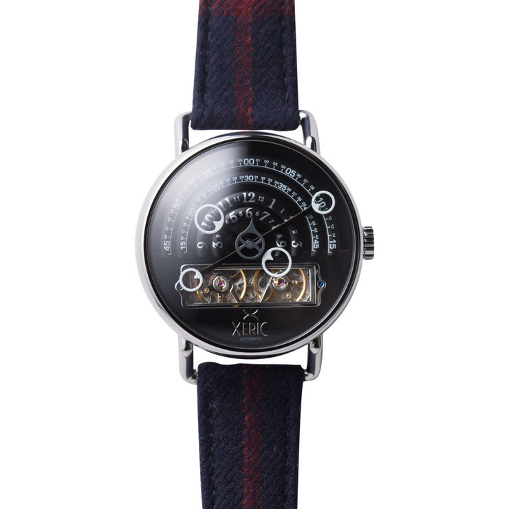 Xeric Halograph Automatic - Savile Row Edition - Thomas