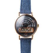 Xeric Halograph Automatic - Savile Row Edition - Nigel