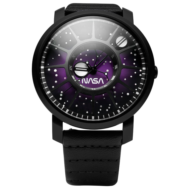 Trappist-1 Automatic NASA Edition Deep Space Purple