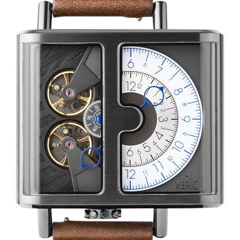 Xeric Soloscope Automatic Gunmetal Limited Edition