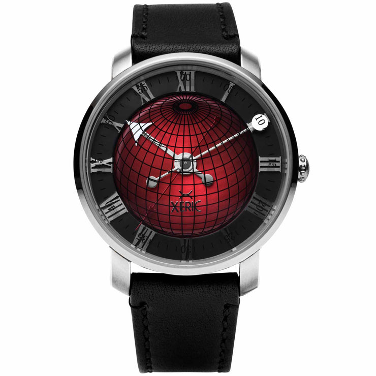 Atlasphere Automatic Red Limited Edition