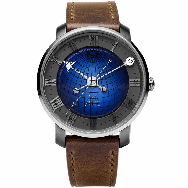 Atlasphere Automatic Blue Limited Edition