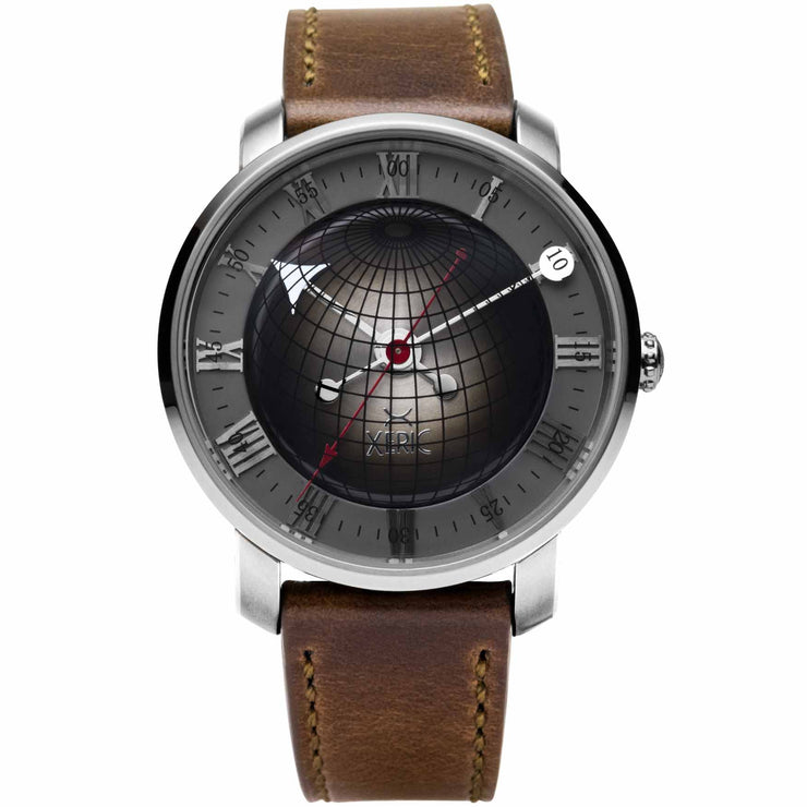 Atlasphere Automatic Gunmetal Limited Edition