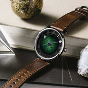 Atlasphere Automatic Green lifestyle