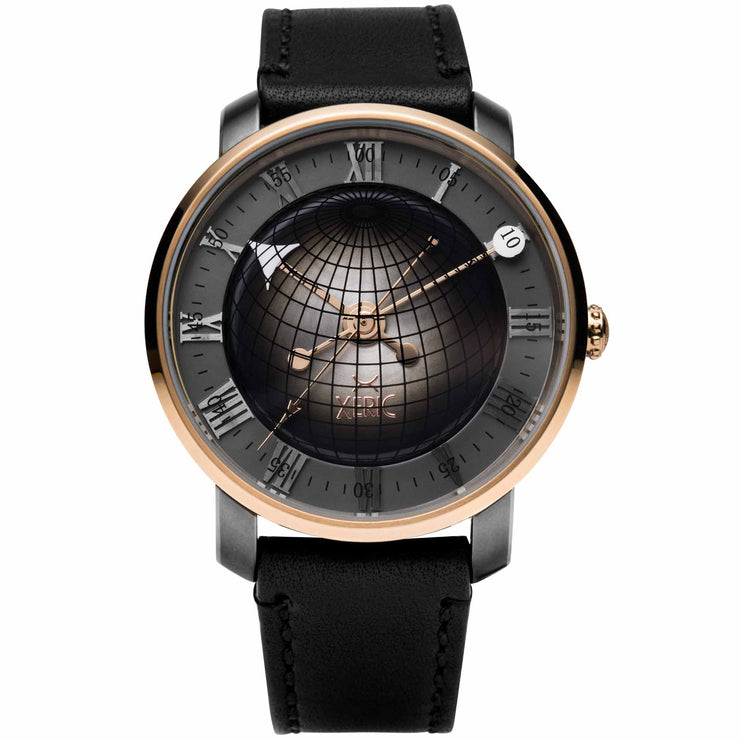 Atlasphere Automatic Rose Gold Limited Edition