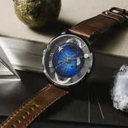 Xeric Atlasphere GMT Blue Limited Edition