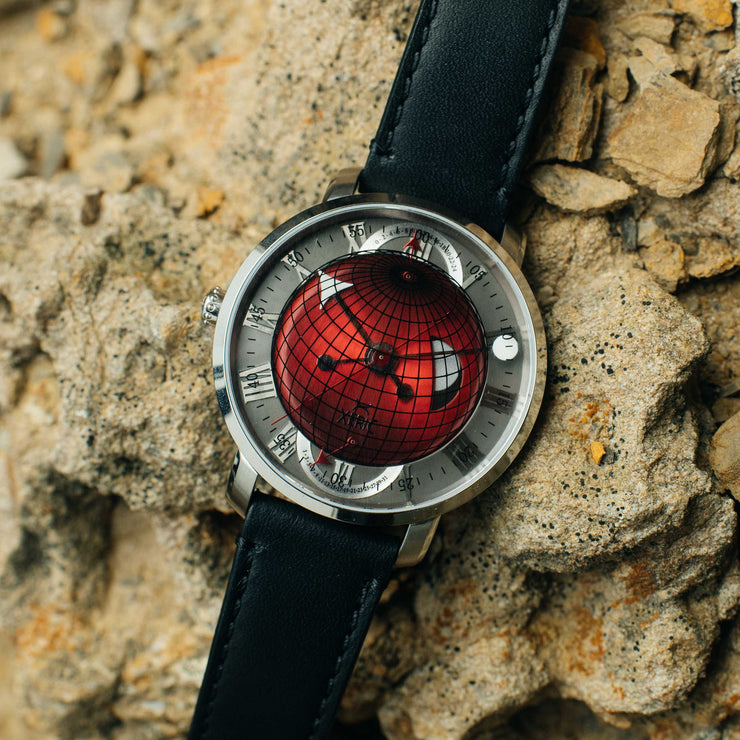 Atlasphere GMT Red Limited Edition