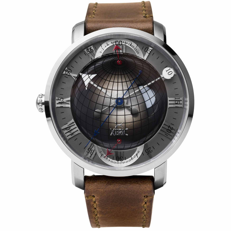 Atlasphere GMT Gunmetal Limited Edition