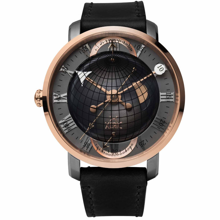 Atlasphere GMT Rose Gold Limited Edition