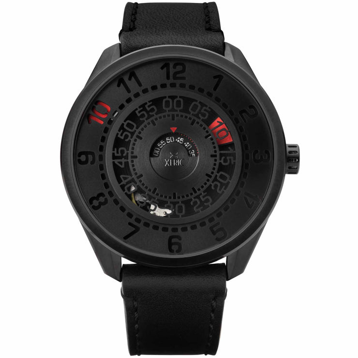 Cypher Automatic Tritium Black Red Limited Edition