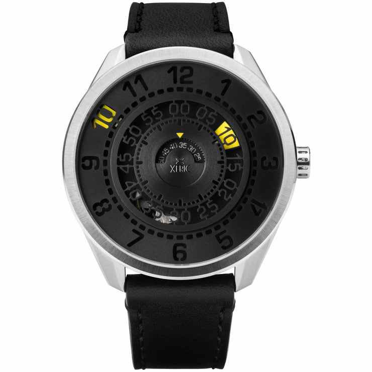 Cypher Automatic Tritium Black Yellow Limited Edition