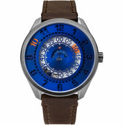 Cypher Automatic Tritium Blue Orange Limited Edition