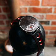 Decypher Automatic Black Red Limited Edition