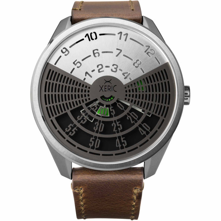 Decypher Automatic Silver Green Limited Edition