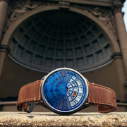 Decypher Automatic Blue Orange Limited Edition