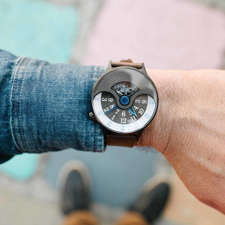 Xeric Evergraph Automatic Limited Edition Gunmetal
