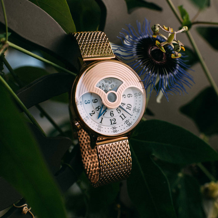 Evergraph Automatic SS Limited Edition Rose Gold