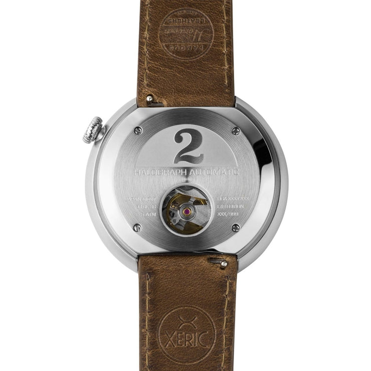 Xeric Halograph II Automatic Blue Brown Limited Edition