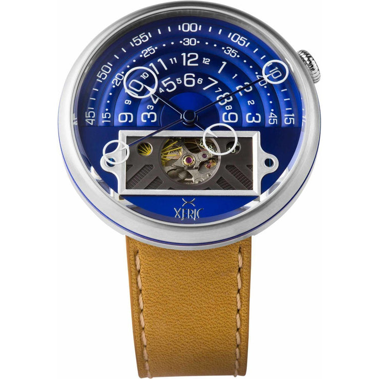 Halograph II Automatic Limited Edition Navy Tan
