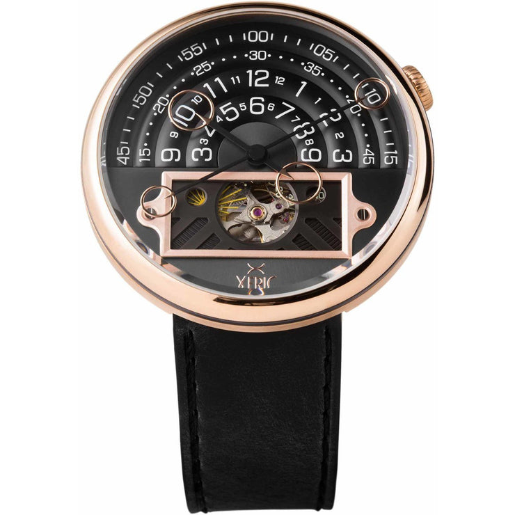 Halograph II Automatic Limited Edition Rose Gold