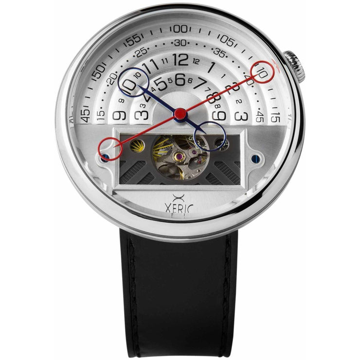 Halograph II Automatic Limited Edition Silver