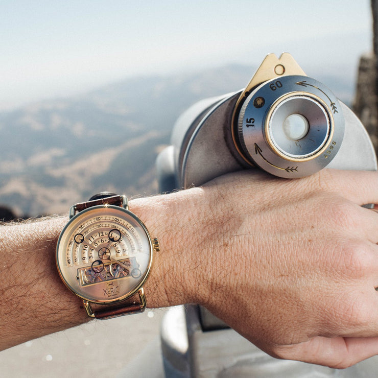 Halograph Automatic Gold