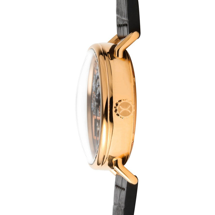 Halograph Automatic Rose Gold