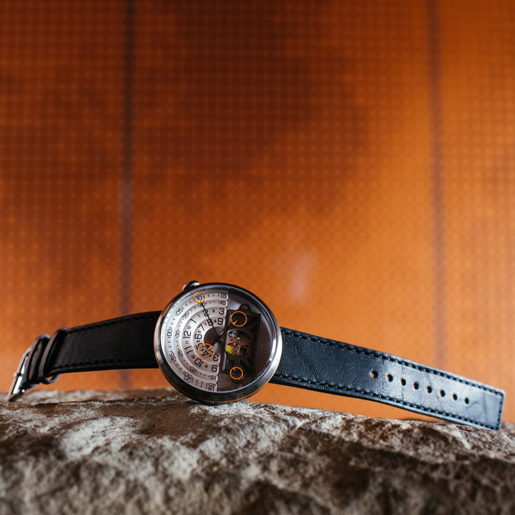 Halograph II Automatic Limited Edition Gunmetal Orange