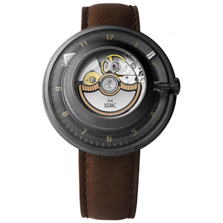 Invertor Automatic Gunmetal Brown Limited Edition