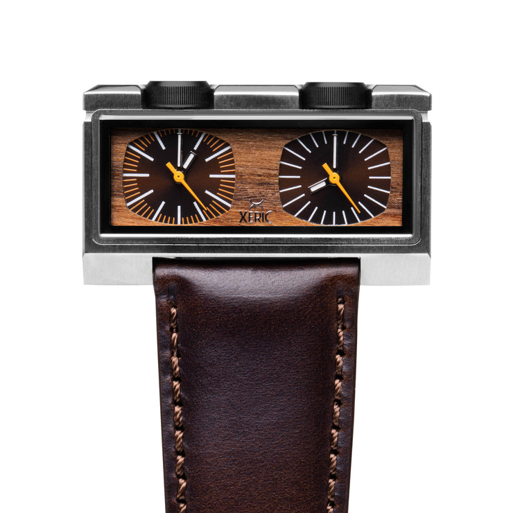 Leadfoot Automatic Silver Wood Limited Edition
