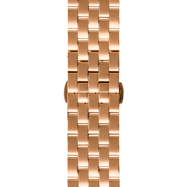 Xeric 20mm Rose Gold Stainless Steel Strap