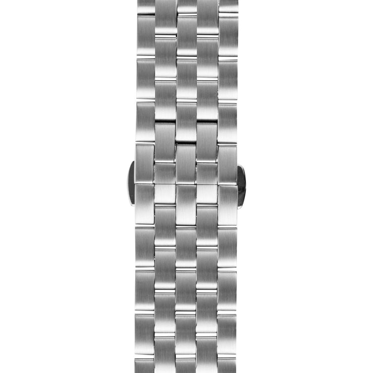Xeric 20mm Silver Stainless Steel Strap
