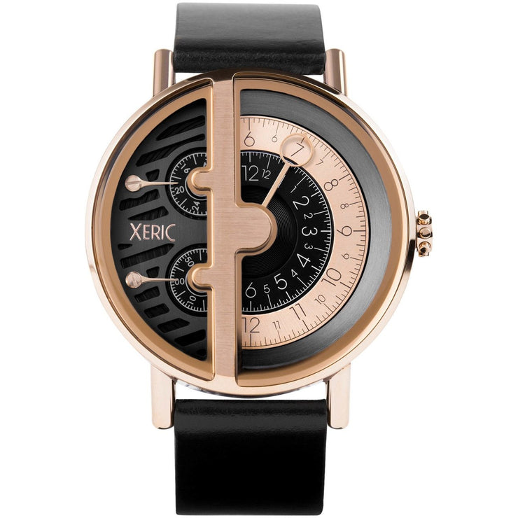 Soloscope RQ Rose Gold Black
