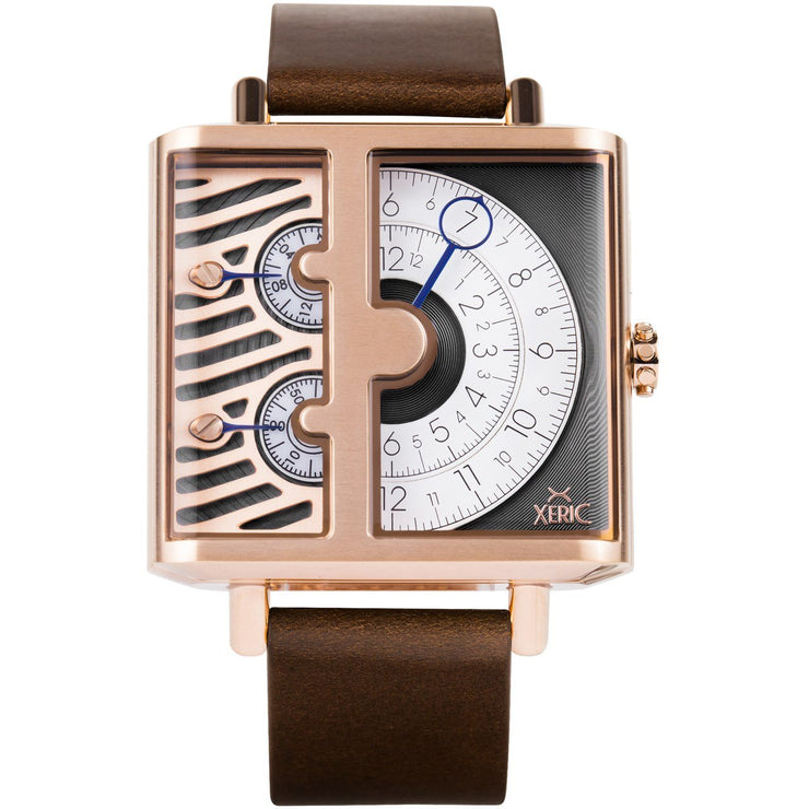 Soloscope SQ Rose Gold Brown