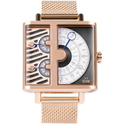 Soloscope SQ Rose Gold Mesh